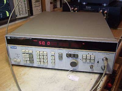HP 3335A Synthesizer/Level Generator - Refurbished, Tested and Calibrated! A++++