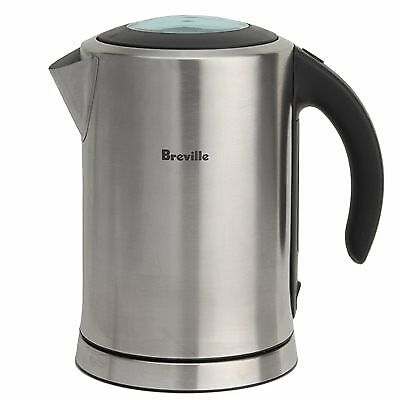 Breville SK500XL Electric Kettle Ikon Cordless 1.7-Liter Stainless-Steel