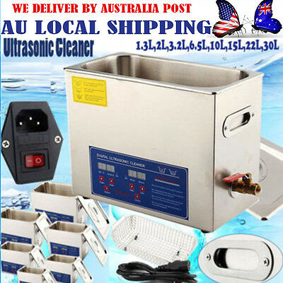 Mechanicial Industrial Ultrasonic Cleaner Ultra Sonic Wave Tank Basket Cover HG
