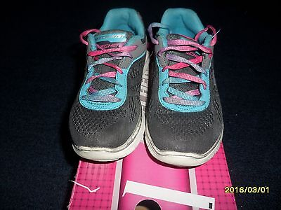 Girl's Skechers Sneakers size 11.5 Used with Box