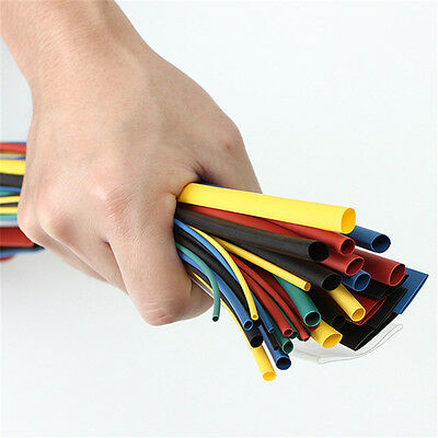 50CM / 100CM Cut To Length Heat Shrink Tube - 11 SIZES * 7 COLOURS