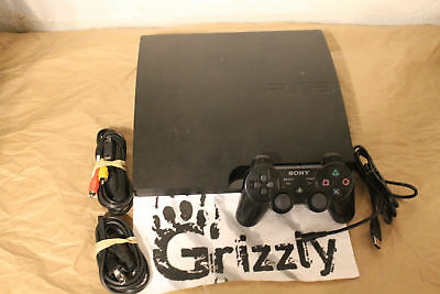 SONY PLAYSTATION 3 Fat 160GB 1X Controller and all cables (NTSC) Canadian seller