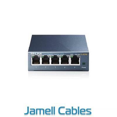 TP-Link TL-SG105 Gigabit 5 Port Network Switch