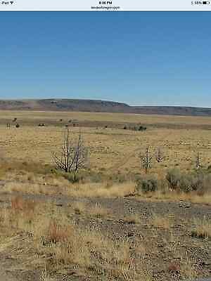 Harney County, Oregon : 40 acres west of Beaty's  Butte. Owner finance possible