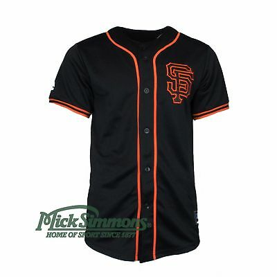 San Francisco Giants Replica Alternate MLB Baseball Jersey by Majestic Athletic