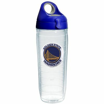 NEW Golden State Warriors NBA Emblem Logo Drink Bottle by Tervis