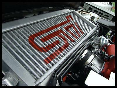 """sti"" Intercooler And Grill Stencils"