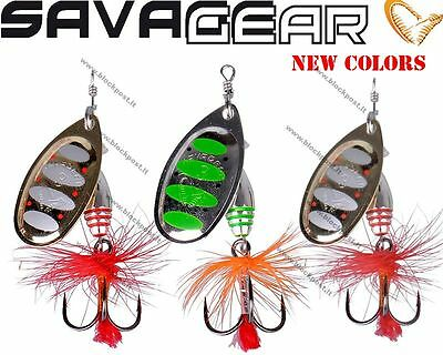 Savage Gear Rotex MEPPS Fishing Lures Spinners ALL SIZES, NEW COLORS