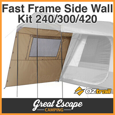 OZtrail Fast Frame Side Wall Kit to suit 240/300/420 Cruiser or Tourer