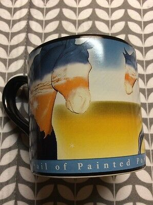 The Trail Of Painted Ponies Item # 12461 Lightning Bolt Colt 16 Oz Mug Soup Cup