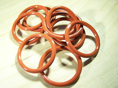 20 x Saeco Gasket for Infusion Piston O-Ring 32x4mm Mat Vmq Brew Group