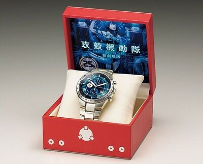 New Ghost in the Shell x INDEPENDENT Watch Official Collaboration Japan