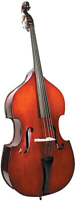 Cremona SB-2 3/4 Size DOUBLE BASS, Premier Student. From Hobgoblin Music