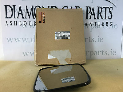 Brand New Genuine Nissan Patrol Right-Side Mirror Glass 963653S300 Niss