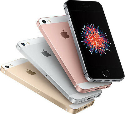 "16GB Apple iPhone SE (A1662) Unlocked 4G LTE 4.0"" Grey/Silver/Gold/Rose Gold AU"