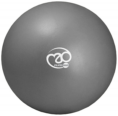 Fitness-Mad Women's Exer-Soft Ball - Graphite, 12 Inch