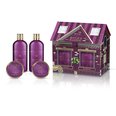 Baylis & Harding PLC For Her Blackberry et Apple House de Luxes Coffret Cadeau