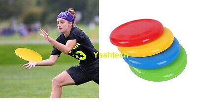 Pet Dog Frisbee Throwing Flying Disc Frisby Fetch Toy New x 1