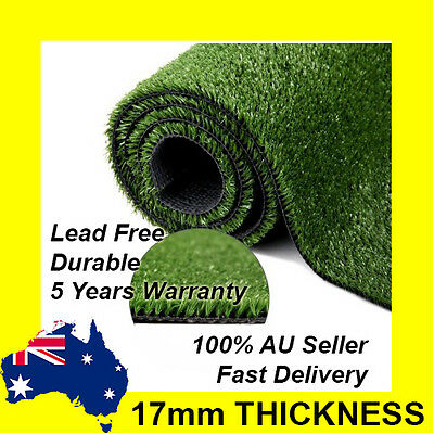 10-80 SQM Artificial Grass Synthetic Turf Plastic Plant Fake Lawn Flooring