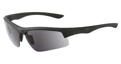 Dirty Dog Hub Sporty Running Sunglasses in Carbon Grey with Polarized Grey Lens