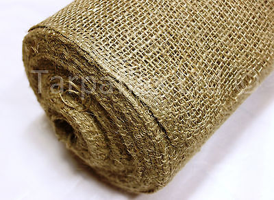 Hessian 6oz Natural, Frost Protection, Building, Plants, Garden, Crafts, Wedding