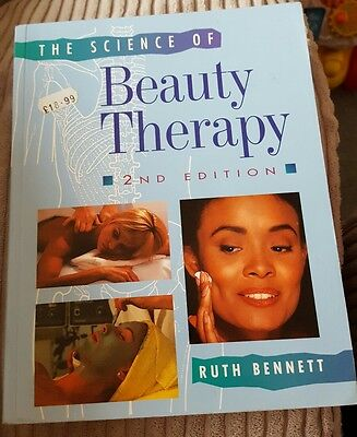 The Science of Beauty Therapy by Ruth Bennett (Paperback, 1995)