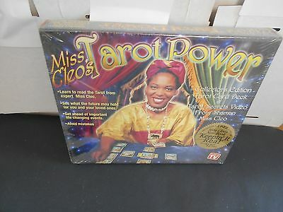 Miss Cleos Tarot Power. Collector's Edition.     N366