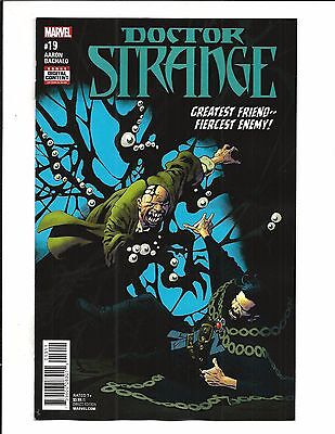 DOCTOR STRANGE # 19 (JUNE 2017), NM NEW (Bagged & Boarded)