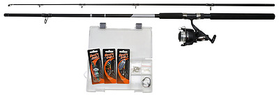 Shakespeare Catch More Sea Spin Combo 8ft 20-60g