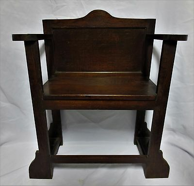 Vintage HALL BENCH AND UMBRELLA STAND