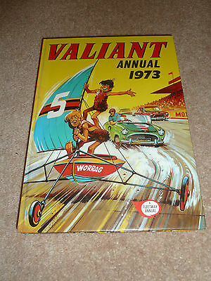 Valiant Annual 1973 - Fleetway - Captain Hurricane - Billy Bunter