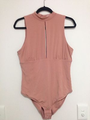 Ladies Size XL Brand New Never Worn Body Suit By Supre