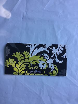 Vera Bradley Checkbook Cover in Baroque NEW with TAGS