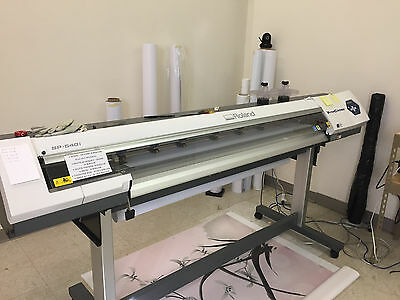 "Roland VersaCAMM SP-540i Print & Cut  Eco Solvent 54"" printer/cutter"