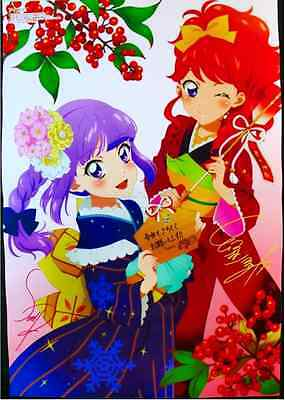 AIKATSU! official anime promo Poster, DIN A3, original aus Japan NEU!