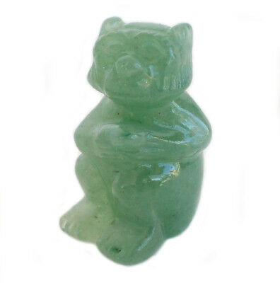 FENG-3706-Small Jade Monkey Statue