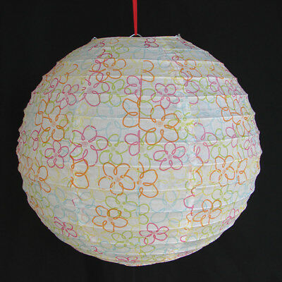 FENG-3993-White Paper Lanterns with Pictures