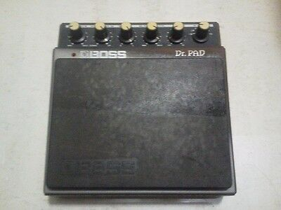 Boss Dr Pad DRP II Electronic Synth Module