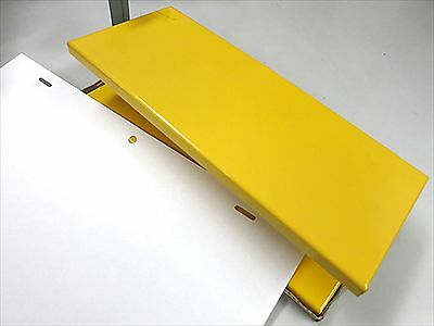 Art Color Animation for a Tapping Tool Machine 3 Hole Punch Japan Import NEW