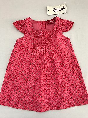 Sprout Baby Girls Dress BNWT Size 00