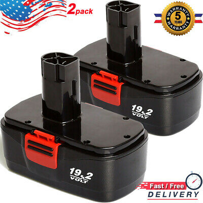 19.2V XCP Ni-cd Battery for Craftsman C3 11375 130279005 Cordless Power Tools