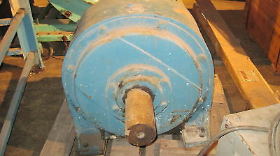 GE Helical Speed Reducer Gear Box 50 HP Ratio 9.24/1