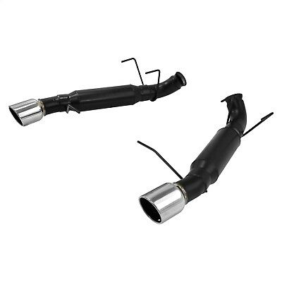 Exhaust System Kit-Outlaw Series(TM) Axle Back Exhaust System fits 13-14 Mustang