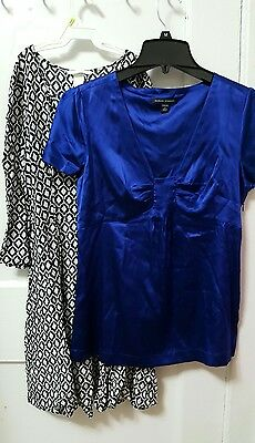 Lot of Women Banana Republic Dress Top Spring Summer Clothes Size 2