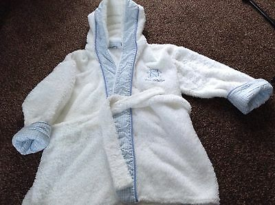Babywear Tex Dressing Gown 24 To 36 Months