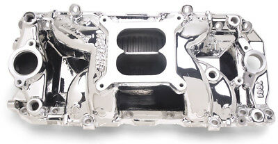 Engine Intake Manifold-RPM Air-Gap 2-0 Edelbrock 75614