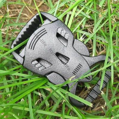 "5/10/50 pcs Black Monster Buckle personality style For 1"" Webbing M346-25"