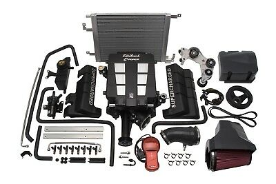 Supercharger-E-Force Street Legal Kit Edelbrock 1536