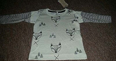 Cotton on Kids Baby Long Sleeve Tee BNWT 12-18 months
