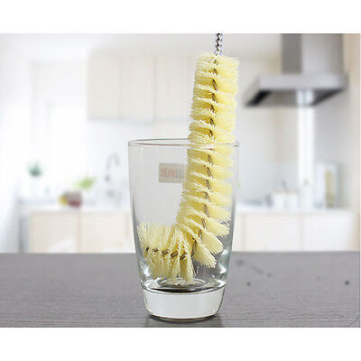 Long Handle Flexible Bottle Cleaning Brush Thermos  Cleaner EasyCleaning Tools